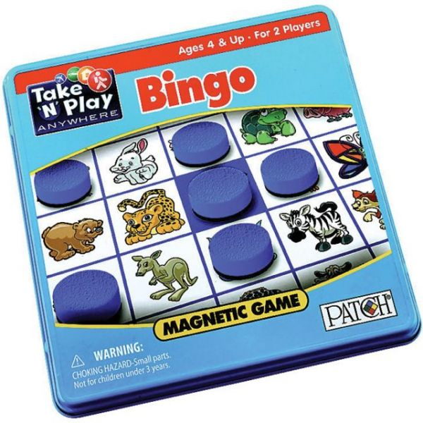Take 'N' Play Anywhere Magnetic Game