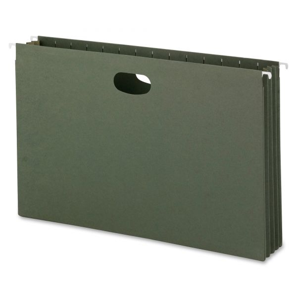 Smead 64320 Standard Green Hanging Pockets