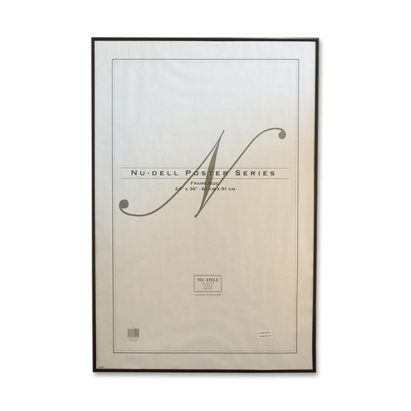 "Nu-Dell 24"" x 36"" Poster Frame"