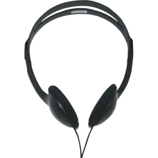 Inland Products 3.5mm Basic Headphones