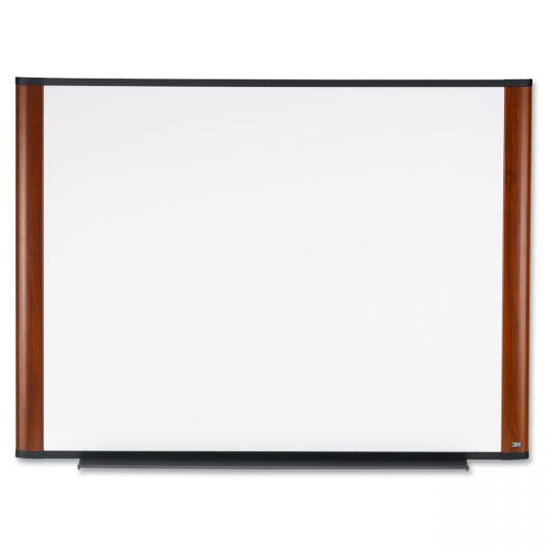 3M Wide Screen Style 4' x 3' Dry Erase Board