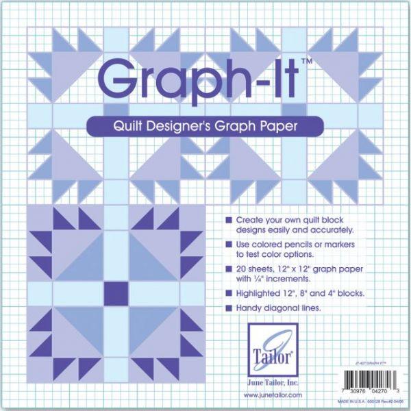Graph-It Graph Paper