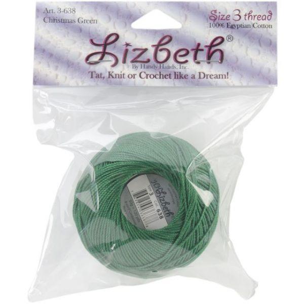 Lizbeth Cordonnet Cotton Crochet Thread