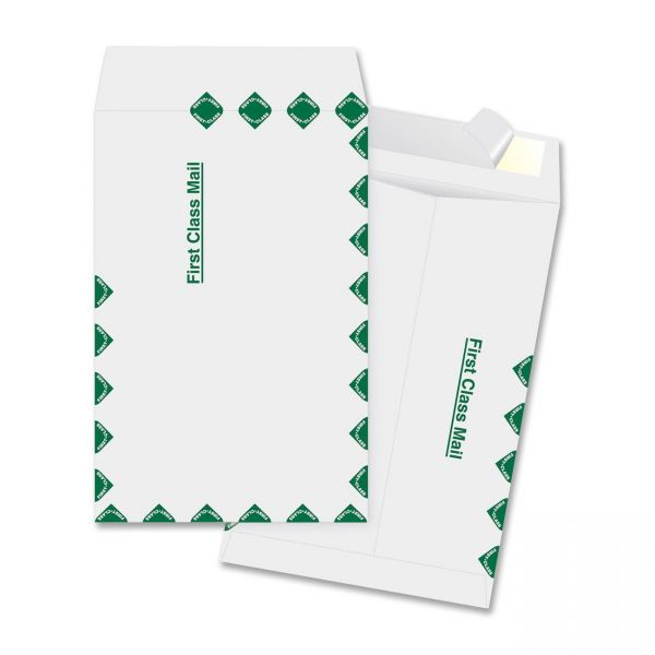 "Business Source 6"" x 9"" First Class Tyvek Envelopes"