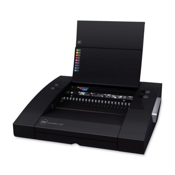 GBC CombBind C25e Electronic Binding Machine