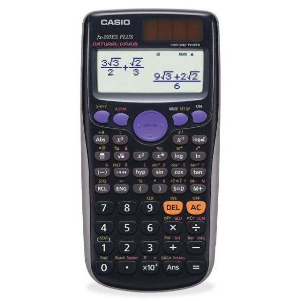 Casio FX300ESPLUS Scientific Calculator