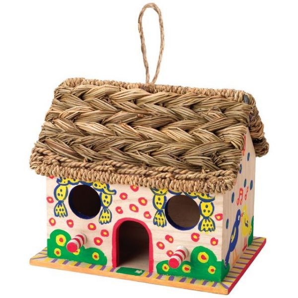 ALEX Toys Home Tweet Home Birdhouse Kit