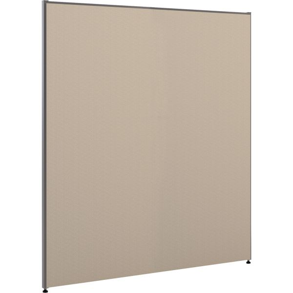 HON Versé Office Panel, 60w x 72h, Gray
