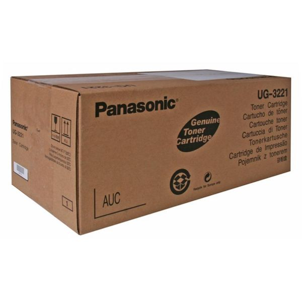 Panasonic UG3221 Black Toner Cartridge