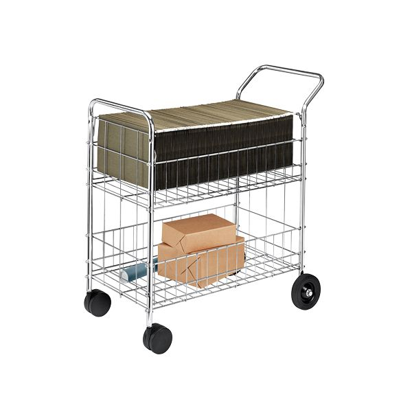 Fellowes Mail Cart