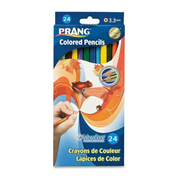 Prang Colored Pencils