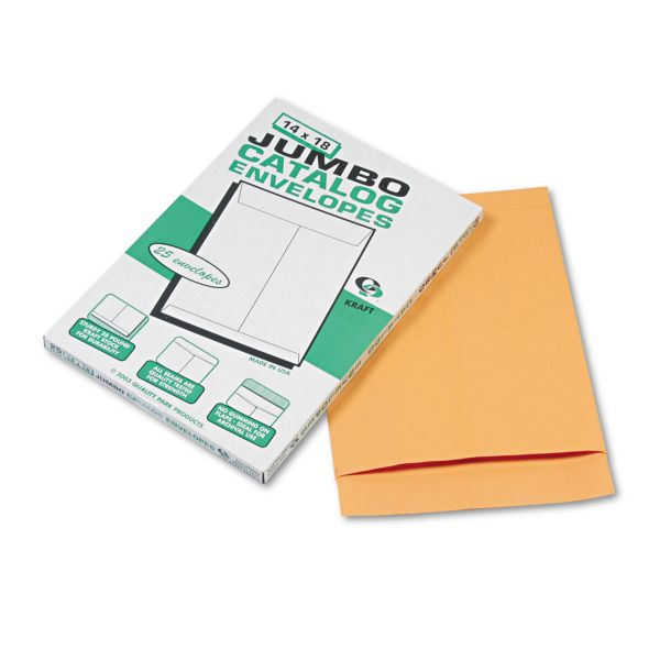 "Quality Park 14"" x 18"" Jumbo Catalog Envelopes"