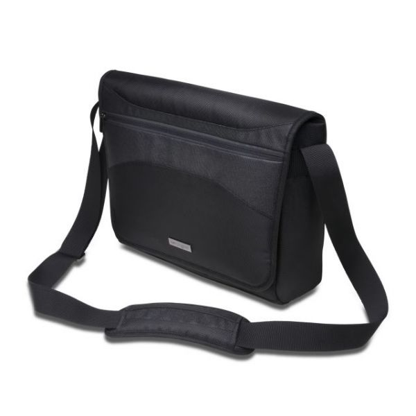 "Kensington Triple Trek Carrying Case (Messenger) for 14"" Ultrabook"