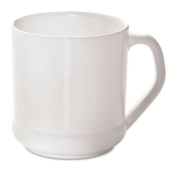 NatureHouse Biodegradable 10 oz Plastic Coffee Mug