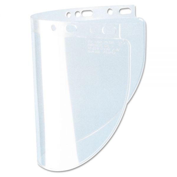 High Performance Face Shield Window