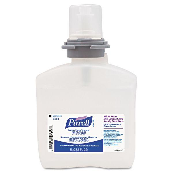 Purell Instant Foam Hand Sanitizer Refills