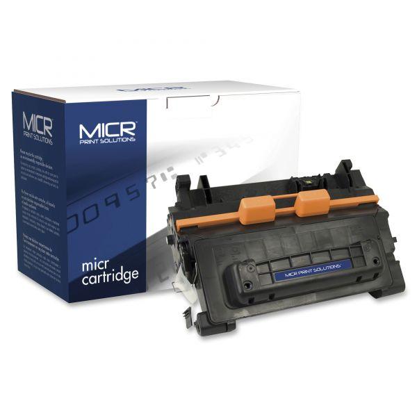 MICR Print Solutions Remanufactured HP CC364A Black Toner Cartridge