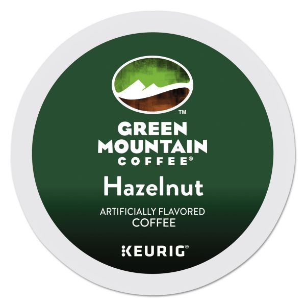 Green Mountain Coffee Hazelnut Flavored Coffee K-Cups