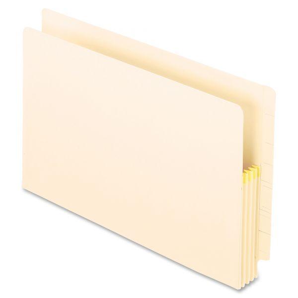 Pendaflex Reinforced Expanding End Tab File Pockets