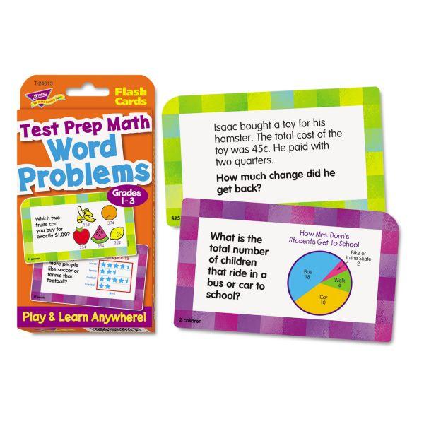 Trend Math Challenge Cards