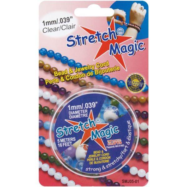 Stretch Magic Bead & Jewelry Cord