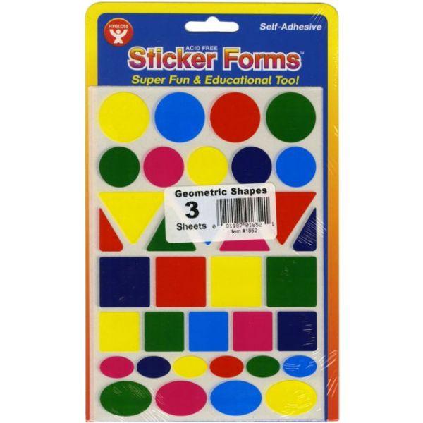 Sticker Forms