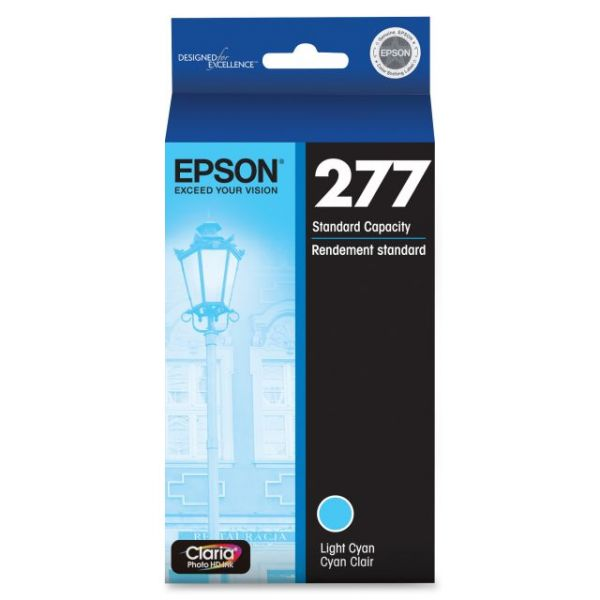Epson Claria 277 Light Cyan Ink Cartridge (T277520)