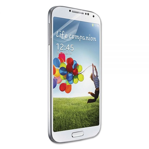 Fellowes VisiScreen Screen Protector for Samsung Galaxy S 4, Clear, 2/PK
