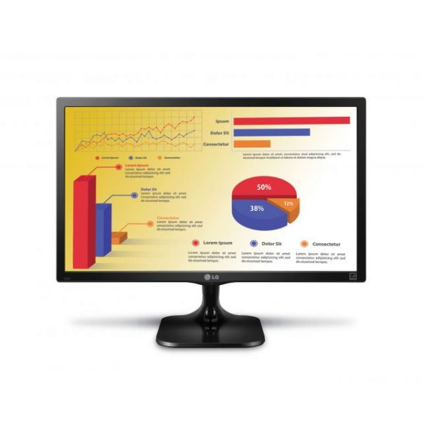 "LG 22MC37D-B 22"" LED LCD Monitor - 16:9 - 5 ms"