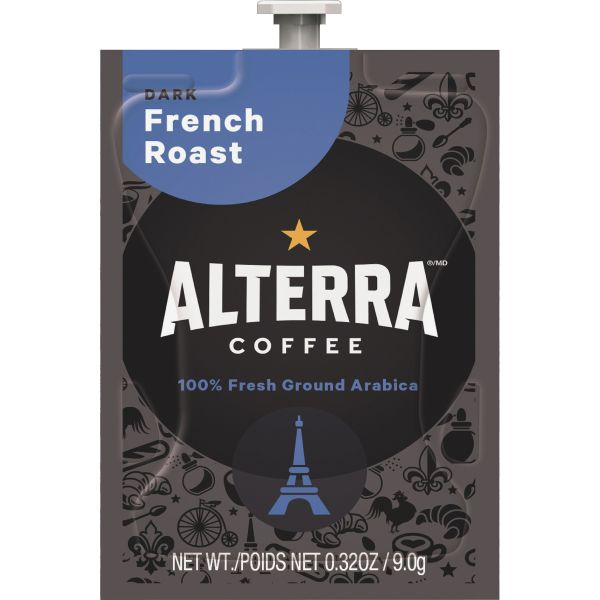 Alterra French Roast Coffee Freshpacks