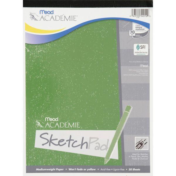 Mead Academie Sketch Pad