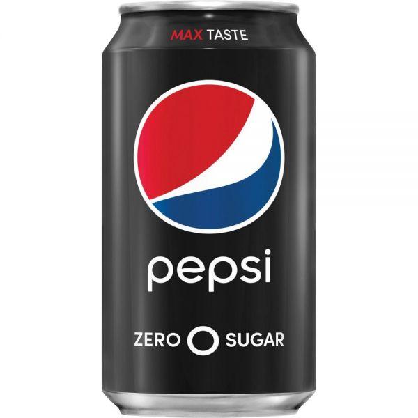 Pepsi Zero Sugar Soda