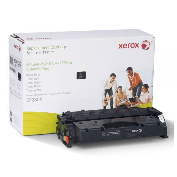 Xerox Remanufactured HP CF280X Extended Yield Toner Cartridge