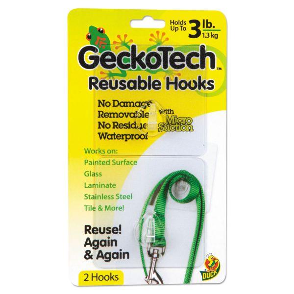 Duck Brand GeckoTech 3lb. Reusable Hooks