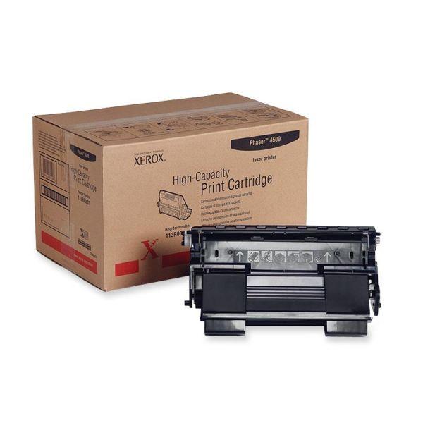 Xerox 113R00657 Black High Yield Toner Cartridge