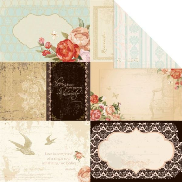 "On This Day Double-Sided Cardstock 12""X12"""