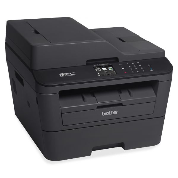 Brother MFC-L2720DW Compact Wireless Laser All-in-One, Copy/Fax/Print/Scan