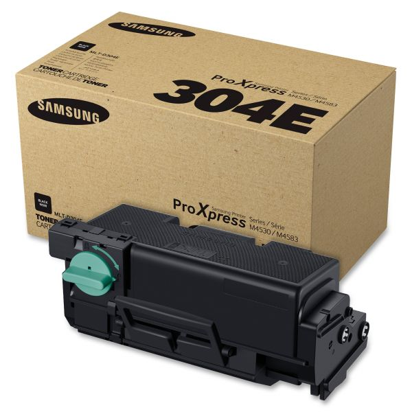Samsung MLTD304E Extra-High Yield Black Toner Cartridge
