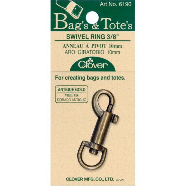 "Swivel Ring 3/8"""