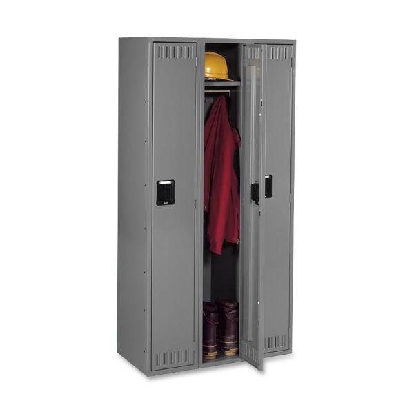 Tennsco Single-Tier 3-Wide Steel Lockers