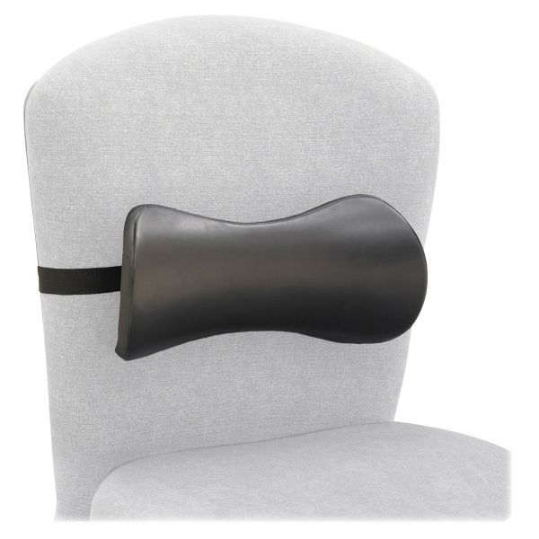 Safco Memory Foam Lumbar Support Backrest