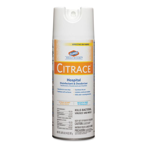 Citrace Germicidal Disinfectant Spray