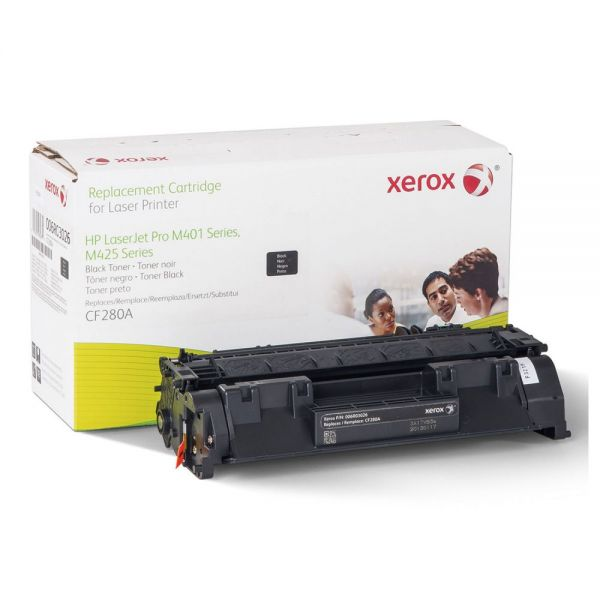 Xerox Remanufactured HP CF280A Toner Cartridge