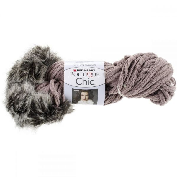 Red Heart Boutique Chic Yarn