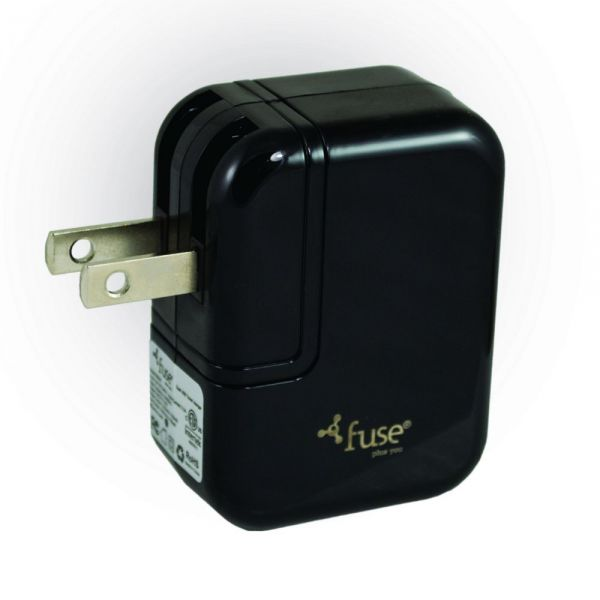 fuse 2 Port Home/Travel USB Hub Charger