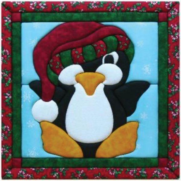Penguin Quilt Magic Kit