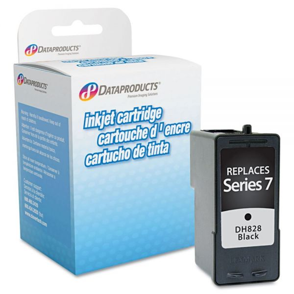 Dataproducts Remanufactured Dell Series 7 Black Ink Cartridge