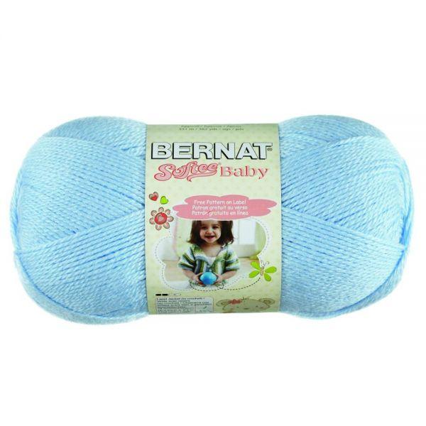 Bernat Softee Baby Yarn - Aqua