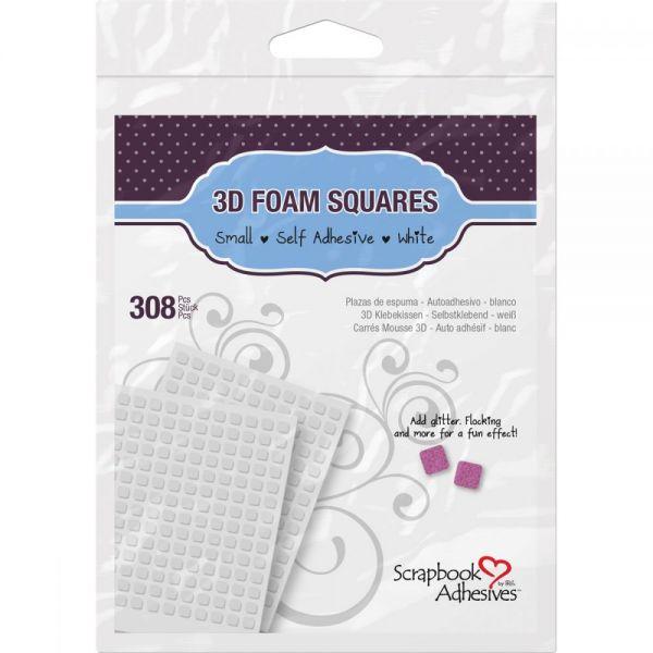 Scrapbook Adhesives 3D Self-Adhesive Foam Squares
