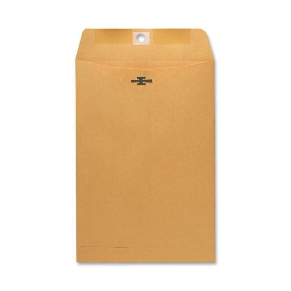"Sparco Gummed 6 1/2"" x 9 1/2"" Clasp Envelopes"